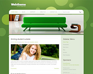 LimeJungle Website Template