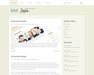 PaperPad Website Template